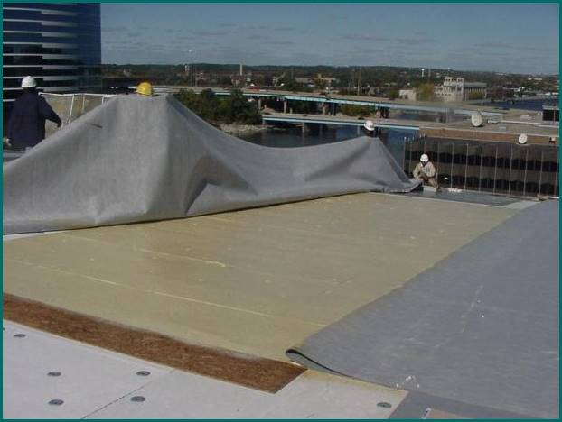commercial roofing products