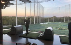 Air & Barrier Training at TopGolf