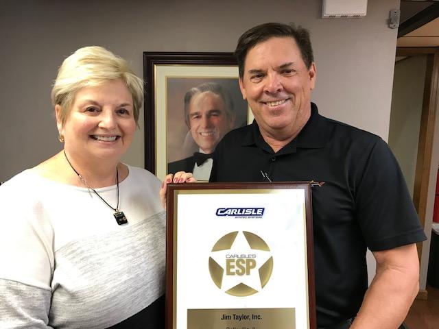 Taylor ESP Award