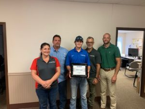 Western Specialty Contractors Perfection Award